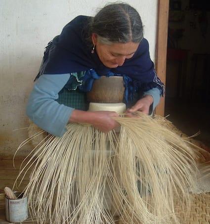 The Life of a Panama Hat Weaver Pachacuti