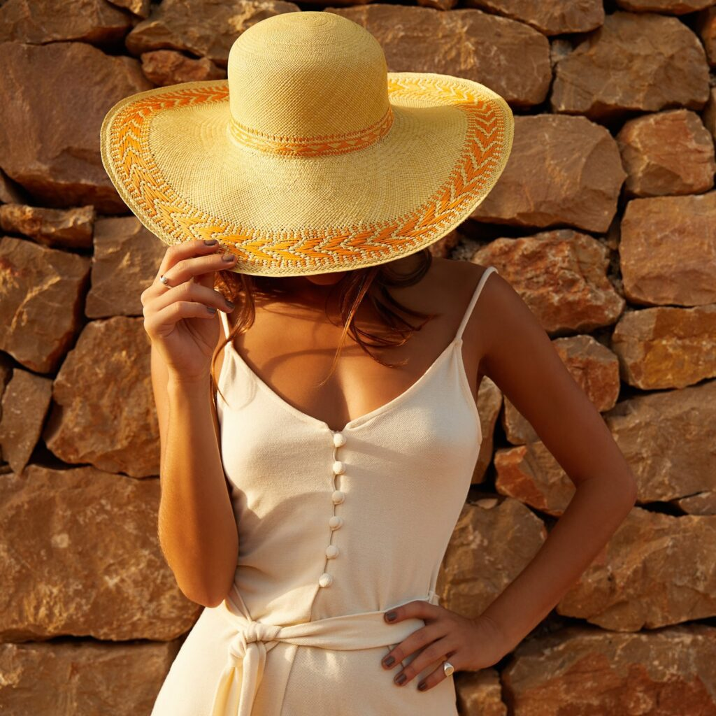 Exotic_custom-woven_womens_panama_hat