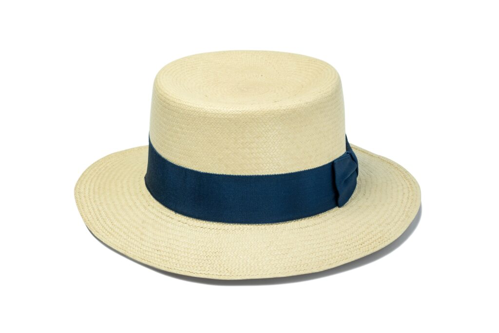 Cambridge_boater_city_chic_panama_hat