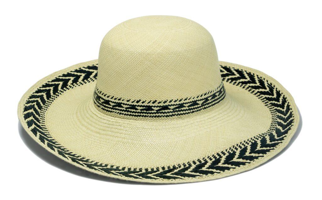 Womens_hand-woven_black_detail_panama_hat