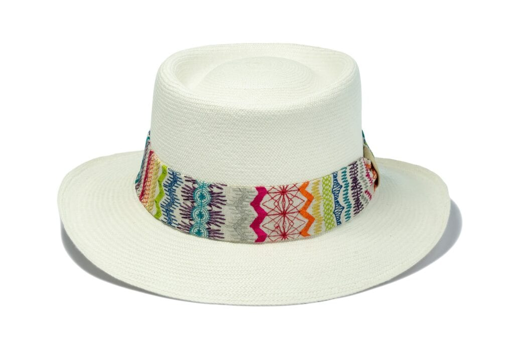 Colourful_panama_sun_hat