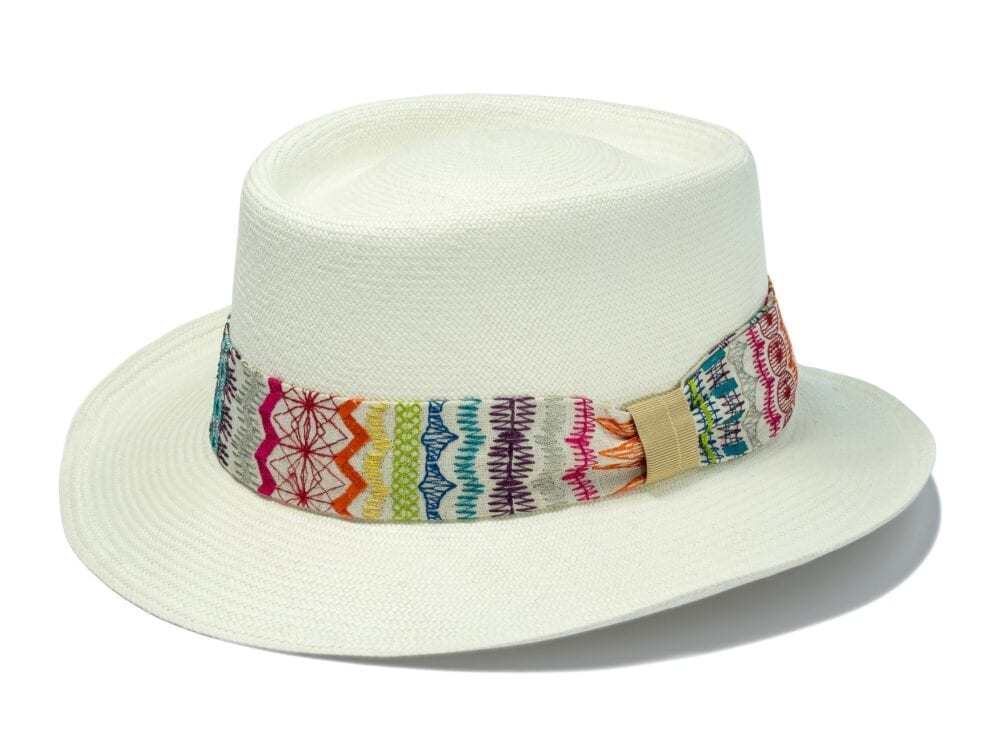 Prism_planter_panama_hat_with_colourful_linen_band