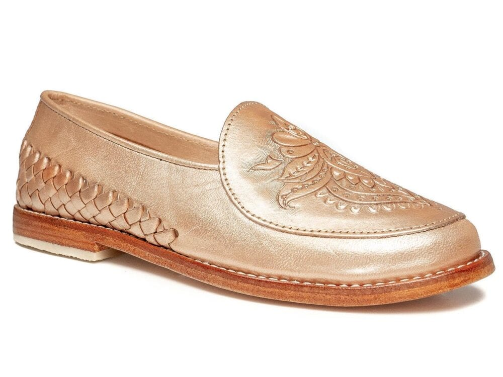 Frida Loafer Rose Gold