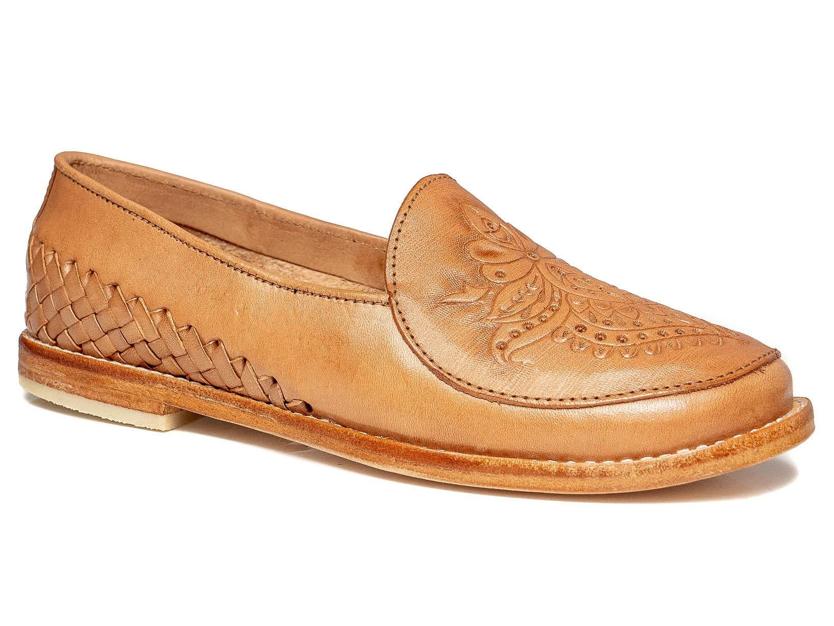 Frida Loafer Tan