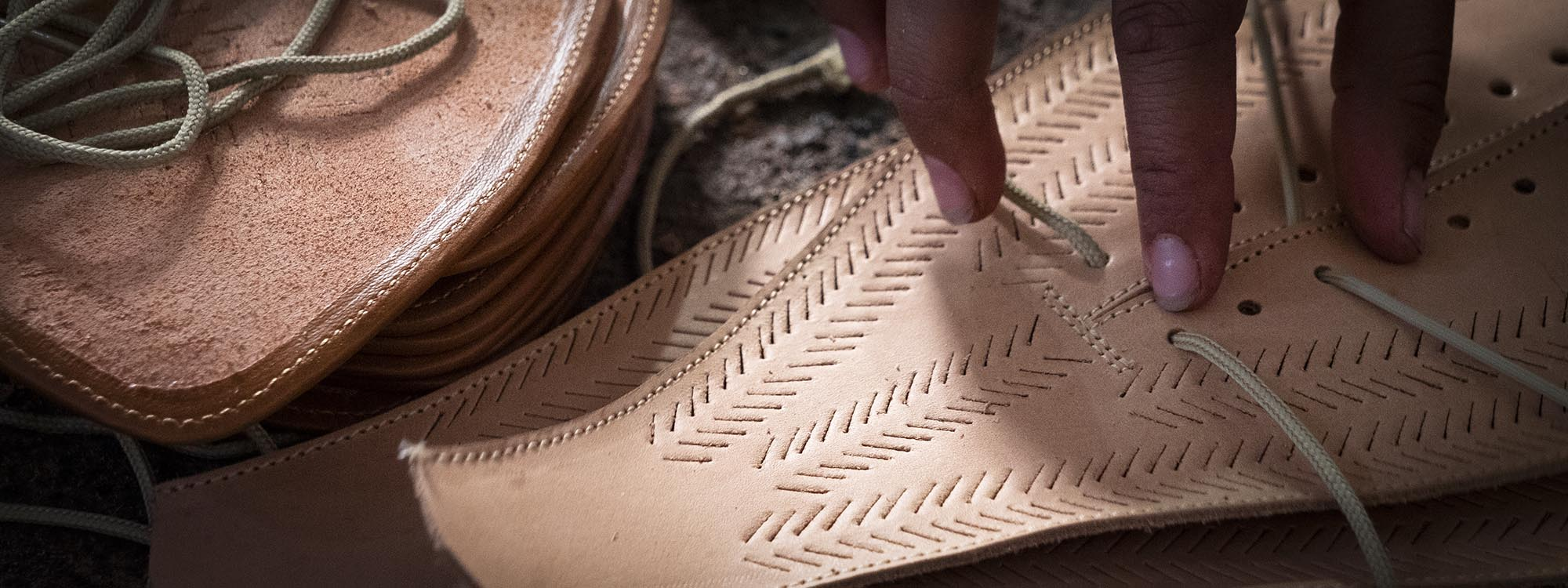 Sustainably made shoes in Mexico