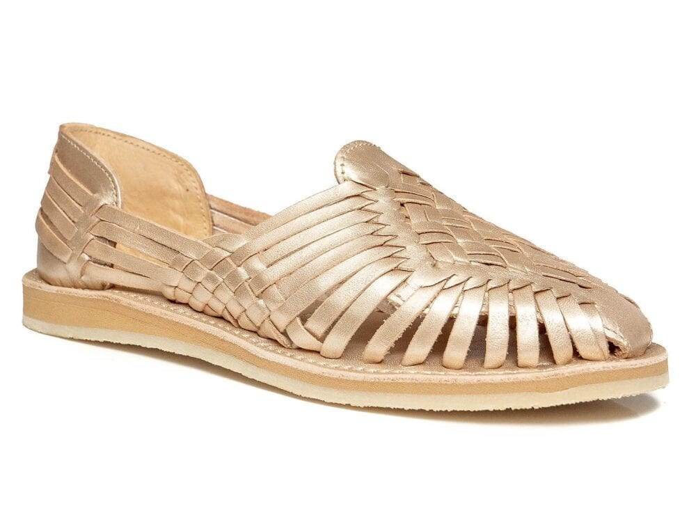 Sienna Sandals Rose Gold